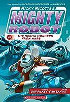 Ricky Ricotta's Mighty Robot Vs. the Mecha-Monkeys from Mars