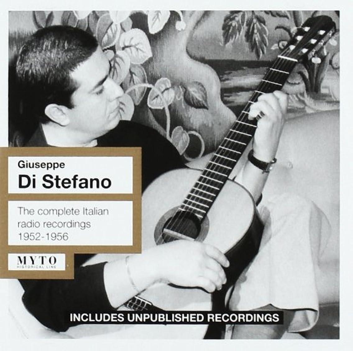 Complete Italian Radio Recordings 1952-56