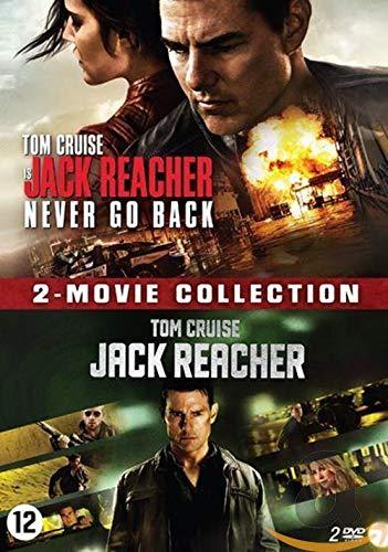 DVD - Jack Reacher 1-2 (1 DVD)