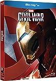 Capitán América: Civil War (Carátula Iron Man) [Blu-ray]