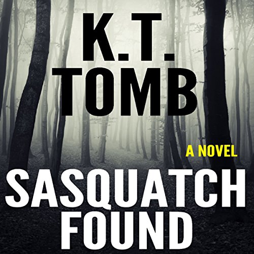 Couverture de Sasquatch Found