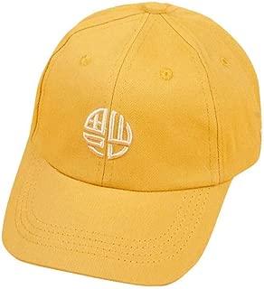 Baseball Cap Spring and Summer Hat Boys and Girls Wild Cotton Simple Letter Baseball Cap Casual Visor Cap