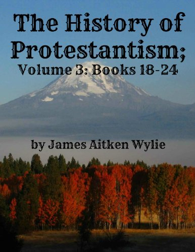 The History of Protestantism; Volume 3: Books 18-24 (The History of Protestantism Volumes) (English Edition)