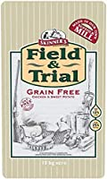 DIETARY NEEDS - Field & Trial Grain Free Chicken & Sweet Potato is a nutritionally complete dog food, specially formulated to support the requirements of a range of active dogs, while removing grain-based sources of carbohydrates. This may be of bene...