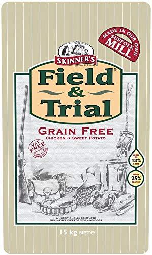 Skinner's Field & Trial Grain Free Chicken & Sweet Potato 15kg –...
