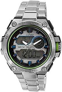 Relógio Condor Masculino Ref: Co1161a/3k Esportivo Anadigi