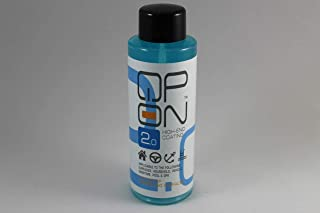 QP-ON 2.0 Highly Water Repellent Ceramic Car High End Coating | Waterproof for All Vehicle Parts Metal Aluminum Glass Plastic Stone Sealant