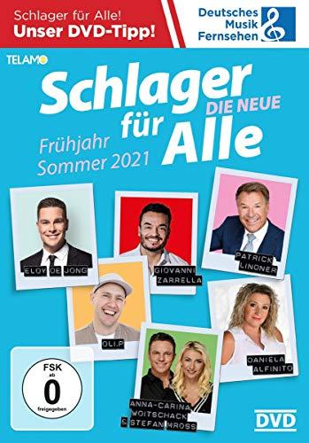 Schlager für Alle: Die Neue - Frühjahr/Sommer 2021