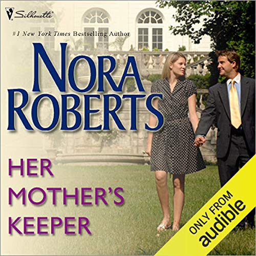 Her Mother's Keeper audiobook cover art