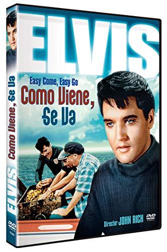 Como Viene, se Va DVD 1967 Easy Come, Easy Go