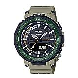 [カシオ] 腕時計 プロトレック アングラ―ライン スマートフォンリンク PRT-B70-5JF メンズ ベージュ