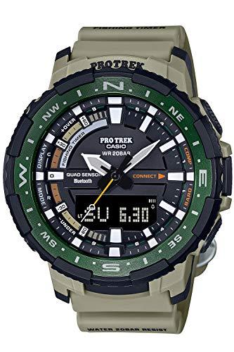 [カシオ]腕時計プロトレックアングラ―ラインスマートフォンリンクPRT-B70-5JFメンズ