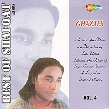 Best of Shafqat Ali Khan, Vol. 4
