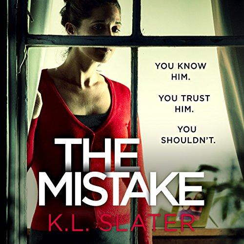 Couverture de The Mistake