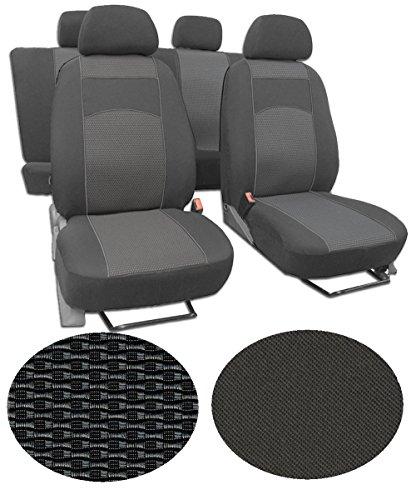 EJP Sitzbezüge für Hyundai i10 Super Qualität, Extra Langlebig im Design VIP-2