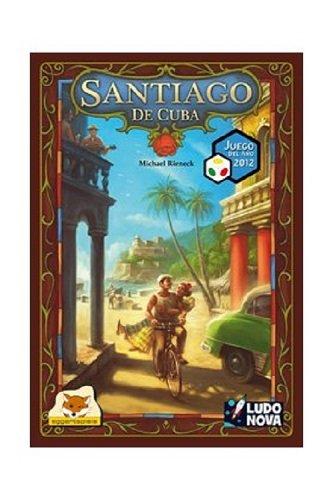 Pegasus Spiele 54500G - Santiago de Cuba