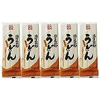 うどん 乾麺 北海道 乾麺 うどん 北海道地粉を使用 干しうどん 200 g×5束 ウドン