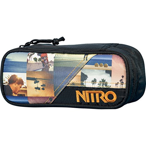 Nitro Snowboards Schooltassen & Rugzakken 1131878001 Multi kleuren 1,0 liter