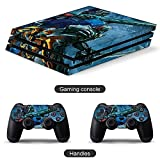 Supreme Transformers PS4 controller and console...