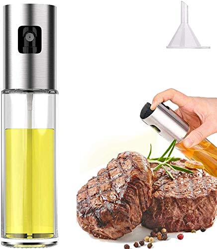 Non-Aerosol Olive Oil Sprayer for Air Fryer