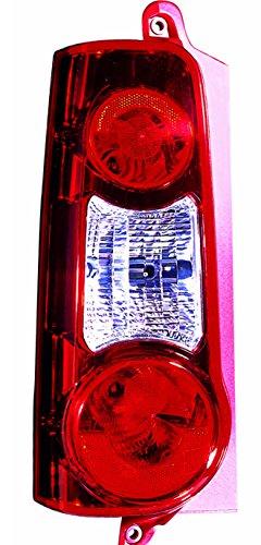 Rojo Conductor  Blanco Piloto trasero CITROEN SAXO 9//99-/>03