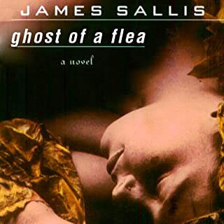 Ghost of a Flea audiobook cover art