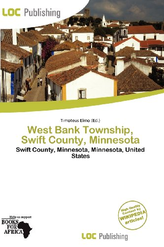 West Bank Township, Swift County, Minnes