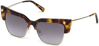 Dsquared2 Women's DQ0279 Sunglasses Brown