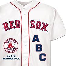 Boston Red Sox ABC my first alphabet book (ABC My First Team Alphabet: Baseball)
