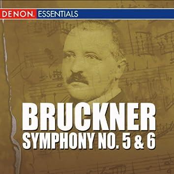 Bruckner - Symphony No. 5 & 6