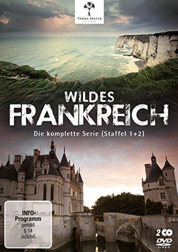 Wildes Frankreich - Die komplette Serie (2 DVDs)