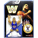 Wrestling Figure WWE Kurt Ángulo Mattel Retro Serie 7