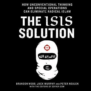 The ISIS Solution audiobook cover art