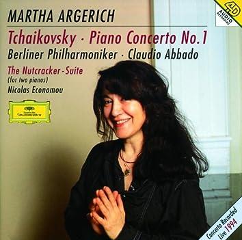 チャイコフスキー:ピアノ協奏曲第1番、バレエ組曲《くるみ割り人形》