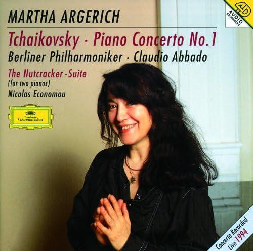 Martha Argerich, Berliner Philharmoniker, Claudio Abbado & Nicolas Economou