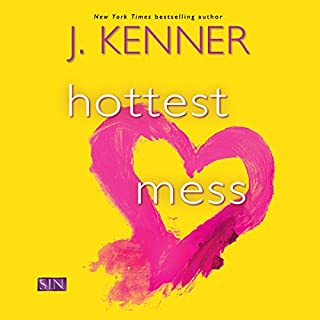 Hottest Mess audiobook cover art