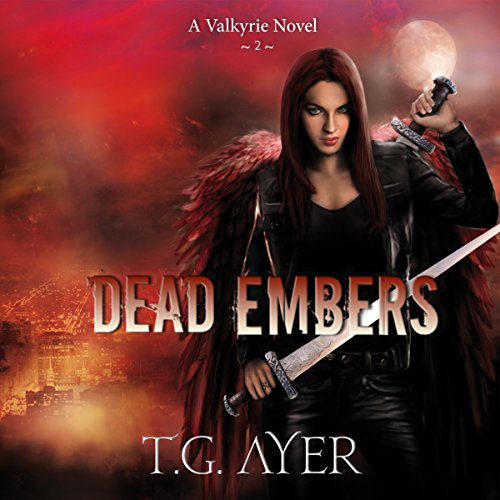 Dead Embers audiobook cover art