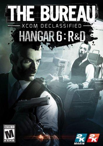 The Bureau: XCOM Declassified - Hangar 6 R&D  [Online Steam Code]