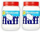 CREMA SPALMABILE MARSHMALLOW FLUFF GUSTO VANIGLIA DURKEE FLUFF (2x213g)