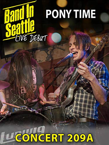 Ponytime - Band in Seattle Concert 209