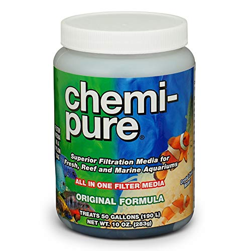 Boyd Enterprises ABE16705 Chemipure Filter Media for Aquarium, 10-Ounce