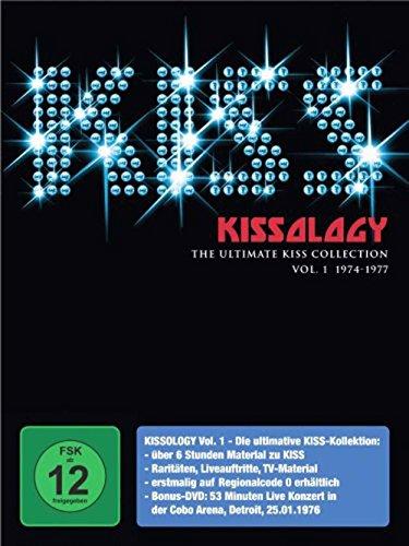 Kiss - Kissology Vol. 1: 1974-1977 Cobo Arena [Alemania] [DVD]