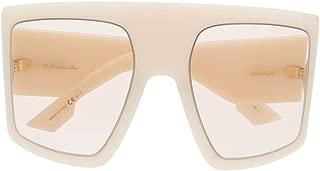 Luxury Fashion | Dior Womens DIORSOLIGHT1SZJU1 Beige Sunglasses | Fall Winter 19