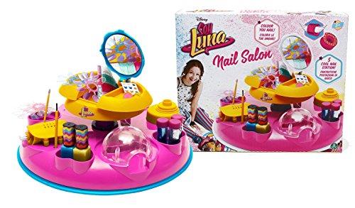 Soy Luna - Salón de uñas (Giochi Preziosi YLU18001)