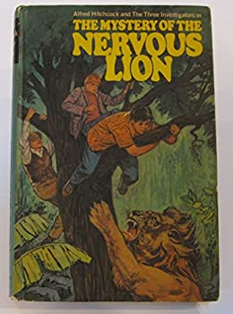 The Mystery of the Nervous Lion - Book #16 of the Alfred Hitchcock and The Three Investigators