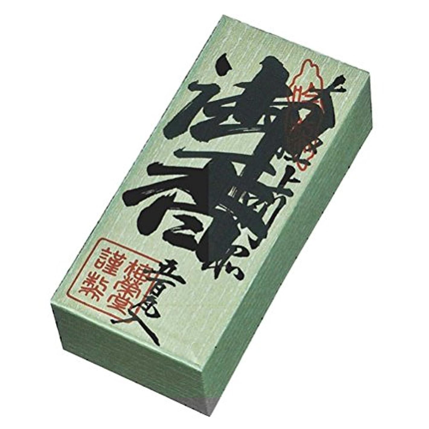 月面財布保証する梅栄印 500g 紙箱入り お焼香 梅栄堂