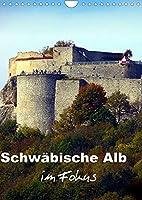 Schwaebische Alb im Fokus (Wandkalender 2022 DIN A4 hoch): Impressionen einer Kulturlandschaft (Monatskalender, 14 Seiten )