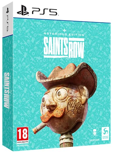 Saints Row Notorious Edition - Other - Playstation 5