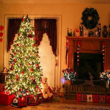 Snowy, Cozy Christmas, Piano Music to Cuddle by the Fire