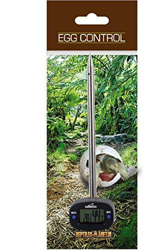 Reptiles Planet Thermometer und Hygrometer für Inkubator Reptilien Egg Control